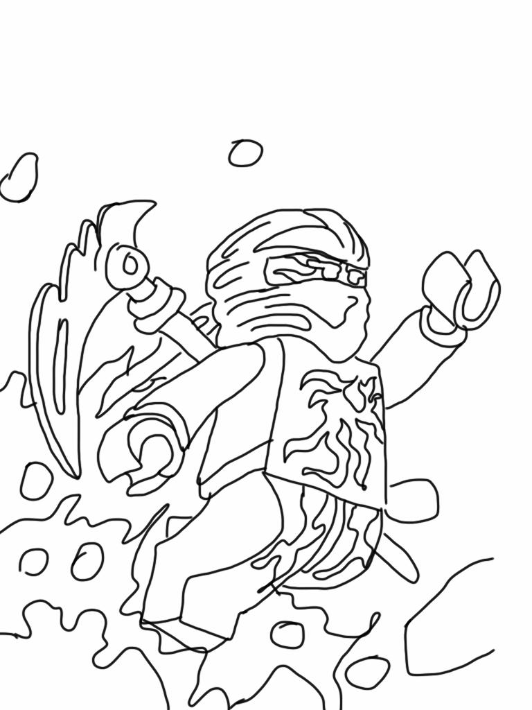 ninjago season 4 coloring pages - photo #18