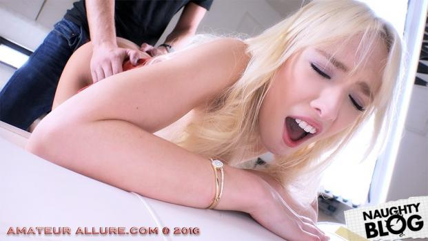 Amateur Allure – Sexy 'Trillium' Sucks, Fucks and Swallows!