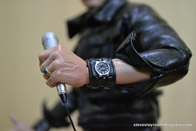 Elvis wrist strap watch