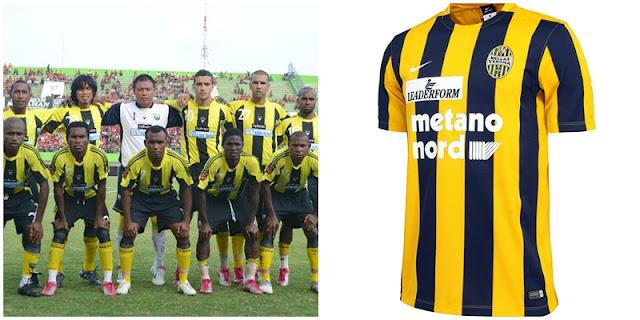 Sepakbola Papua : Belang Jersey Hingga Prestasi, perseman manokwari, hellas verona