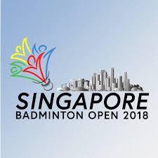 Jadwal Singapore Open 2018