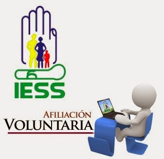 afiliado voluntario iess