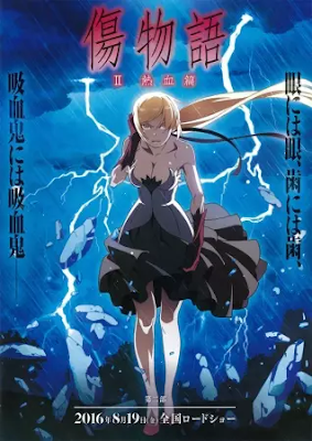 Kizumonogatari II: Nekketsu-hen Vietsub (2016)