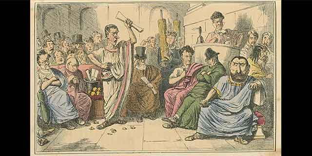 Cleopatra politics