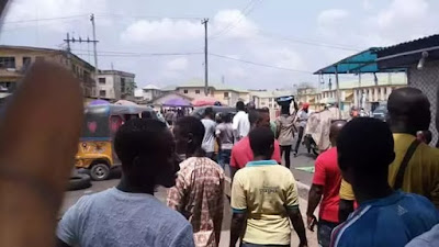 Policeman  shoots Airforce officer  at First Bank ATM in Imo state