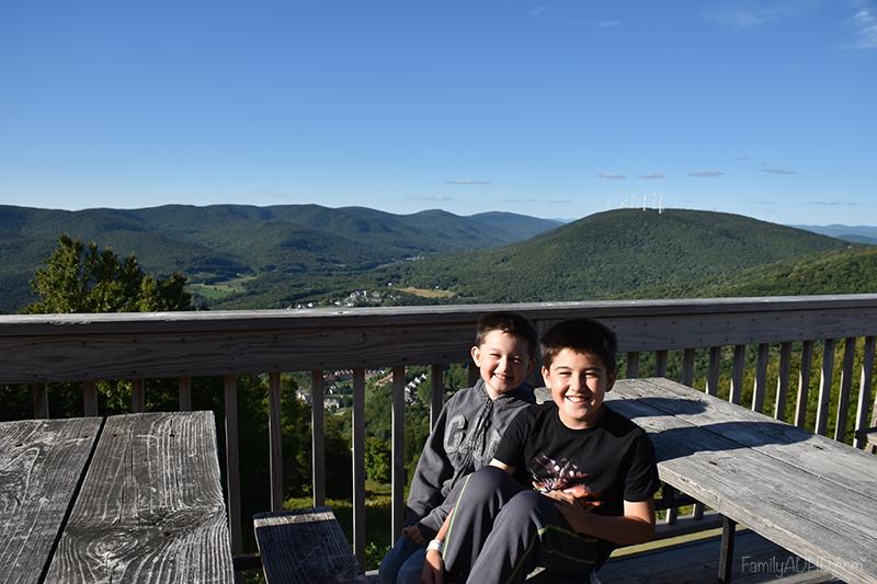 Berkshires Family Travel Guide Jiminy Peak Mountain Adventure Park