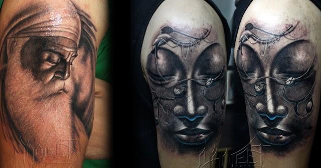 Manjeet Tattooz - Cover