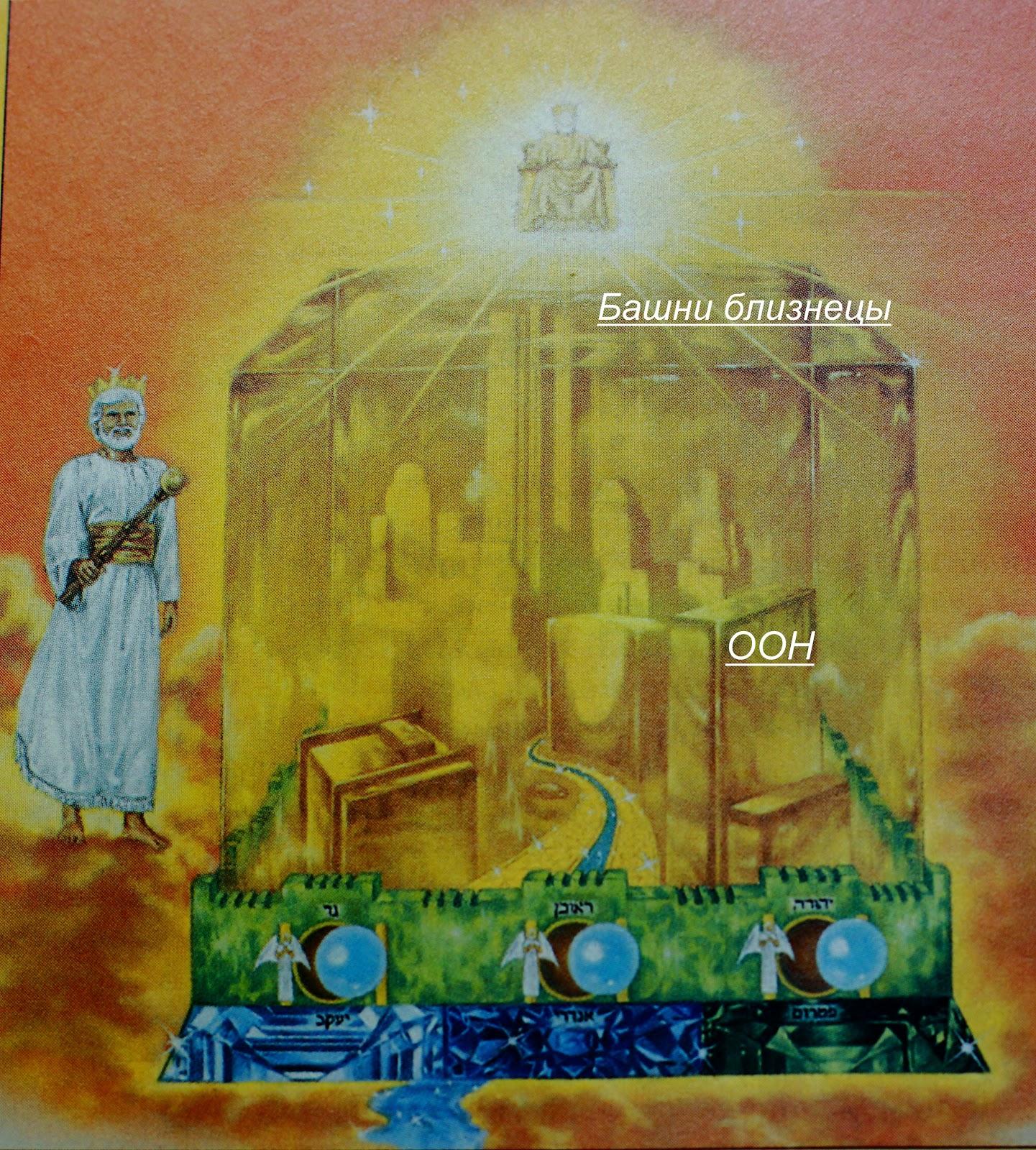 Новый Иерусалим в книге Апокалипсис