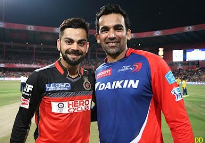 IPL 10 DD Team Squad