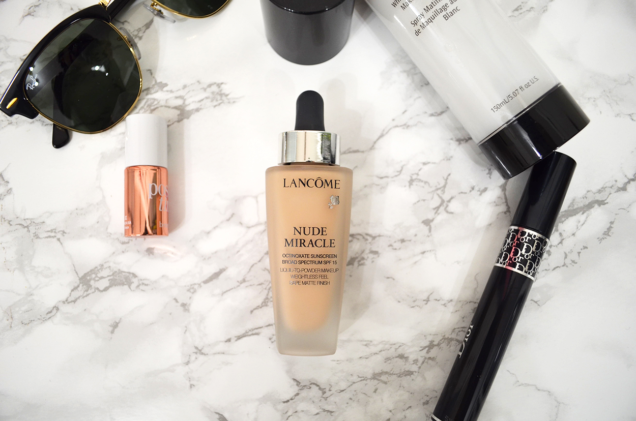 Lamcone Nude Miracle Foundation Oily Skin
