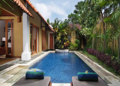 Villa de Daun Bali