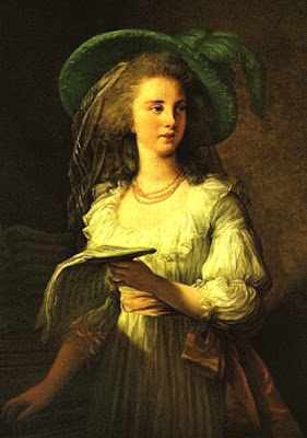 The Duchess of Polignac by Louise Élisabeth Vigée Le Brun, 1783