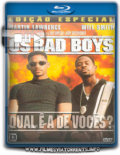 Os Bad Boys Torrent - BluRay Rip 720p | 1080p Dual Áudio 5.1