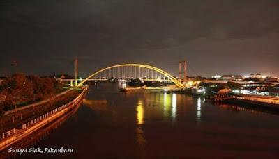 Sungai Siak Pekanbaru