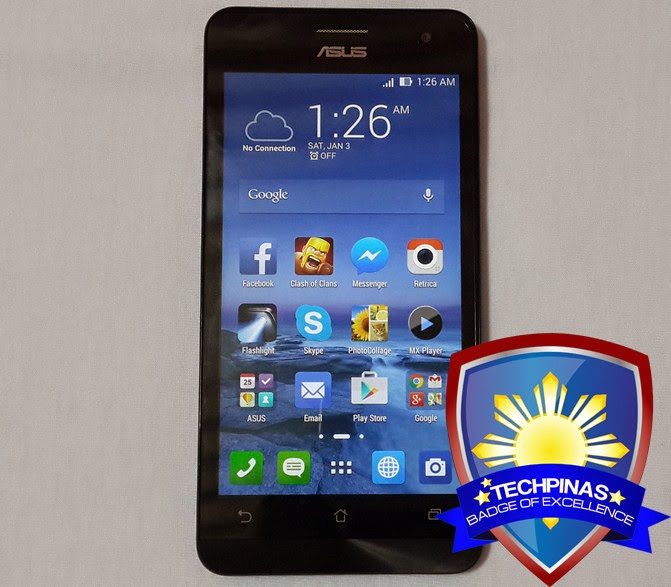 Asus Zenfone 5, Asus Zenfone 5 Philippines, TechPinas Badge of Excellence