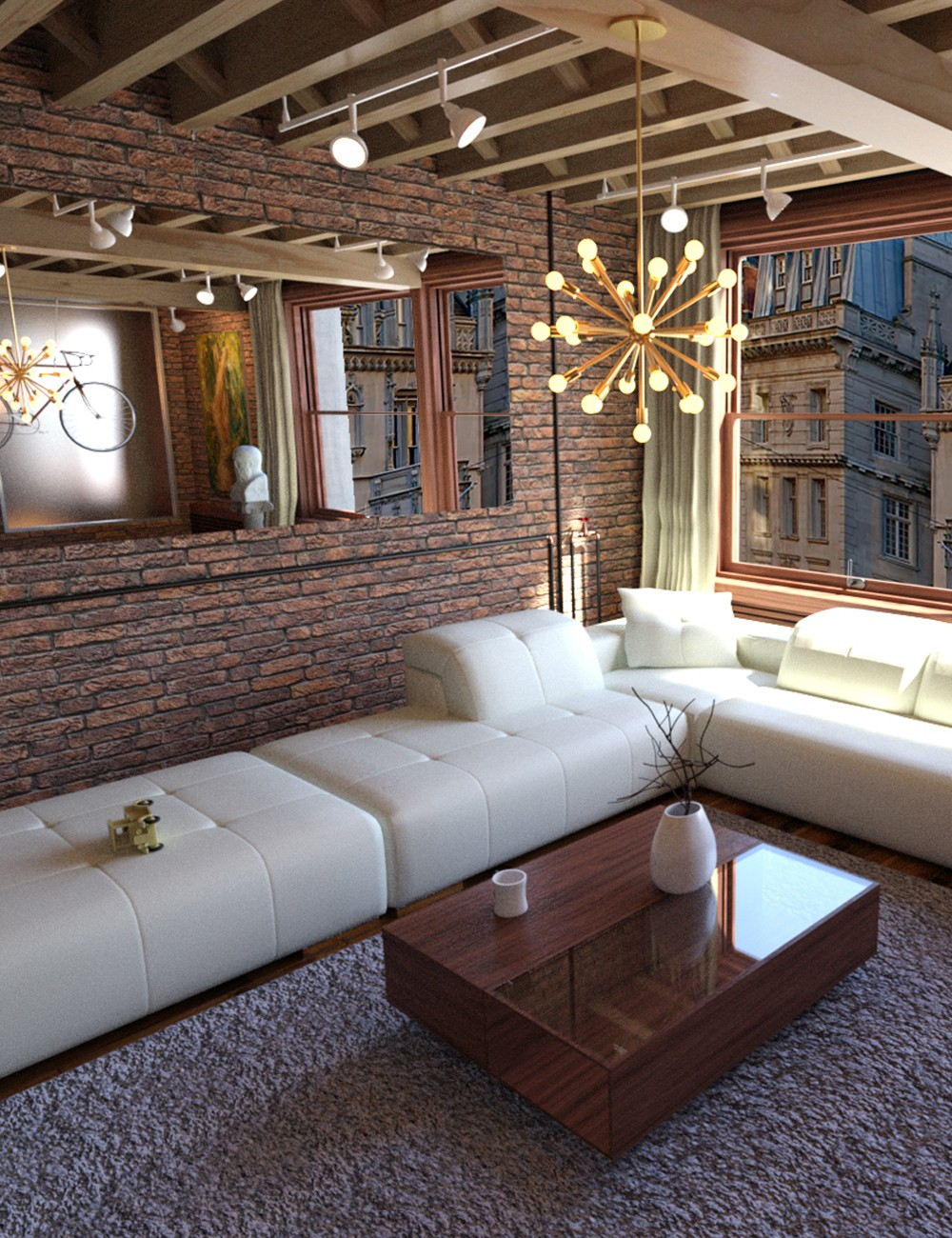 download daz studio 3 for free daz 3d ny living room On living room ny