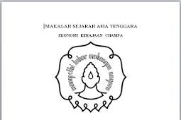 MAKALAH RELASI PERDAGANGAN KERAJAAN CHAMPA (Tugas Akhir Mata Kuliah Sejarah Asia Tenggara 1, semester 1)
