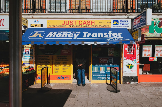 western union international money transfer fees US