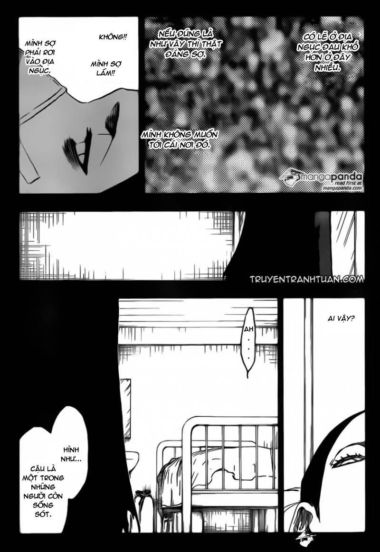 Bleach chapter 570 trang 4