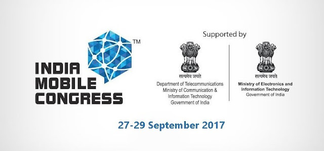 3-Day India Mobile Congress 2018 conclude