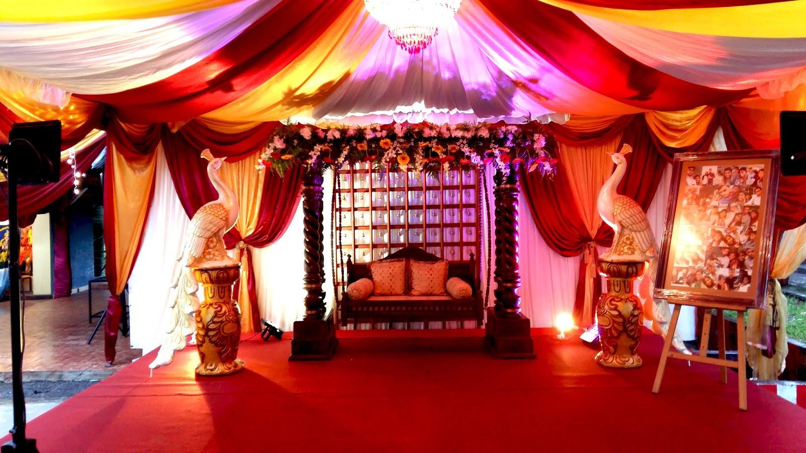 vina canopy & decor