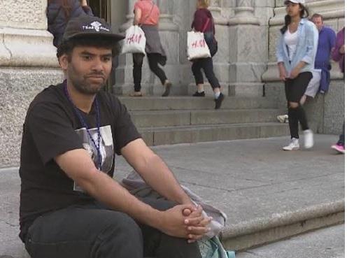 NUEVA YORK: Activista dominicano en huelga de hambre