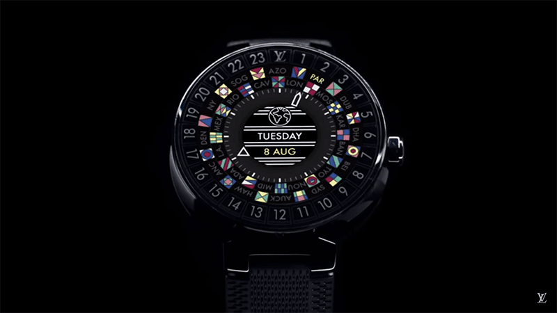 Louis Vuitton Launches Tambour Horizon