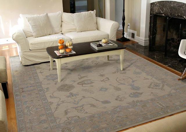 oushak rugs