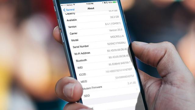 Cara Mencari dan Mengetahui Nomor IMEI di Android dan iPhone