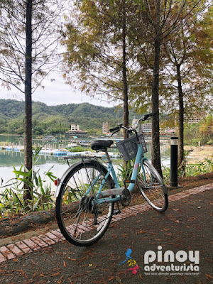 SUN MOON LAKE NANTOU TAIWAN