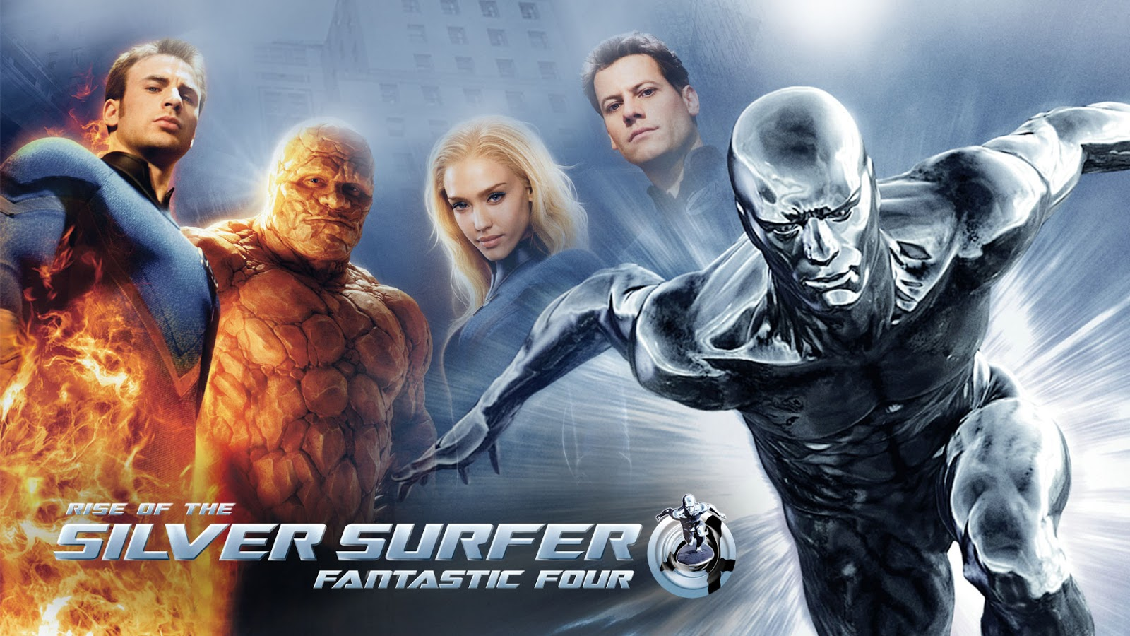 Fantastic 4 Rise Of The Silver Surfer[2007] Nor Sub DVDRIp