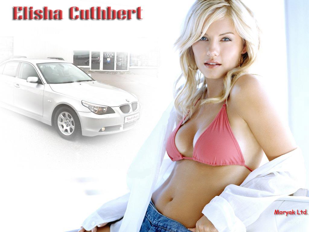 521 Entertainment World: 521 Entertainment World: Unseen Elisha Cuthbert Hot & Sexy