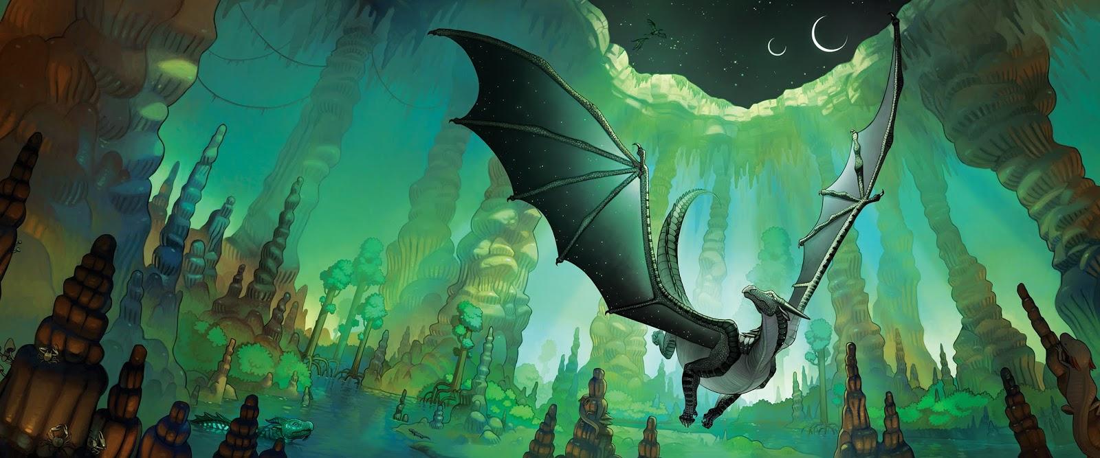Felina Lune Kavi's V O I C E : The Dragon's Flight into the
