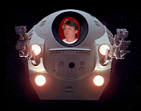 Leigh in 2001 pod capsule