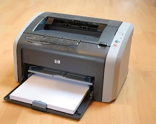 Printer Laser, printer yang cocok untuk cetak struk