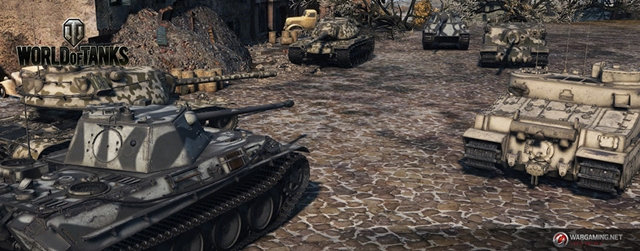 World of Tanks PC Online