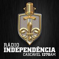 Ouvir agora Rádio Independência AM 1270 - Cascavel / PR