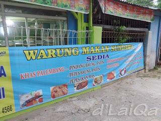 warung makan Sundawa, Terminal Rajabasa