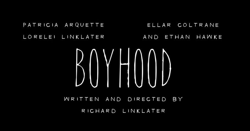 Cinema Review: Boyhood 2014.