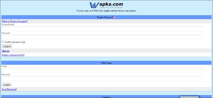 How Can I Delete My Wapka Site | How To Delete Wapka Mobi Site ?