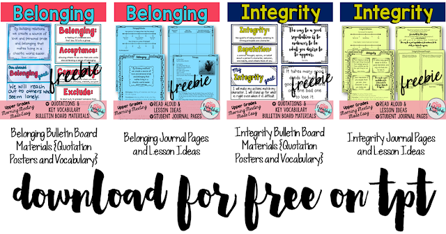 Want to learn more about implementing an upper elementary morning meeting routine? Read all about how I run my theme-based morning meeting and grab lots of freebies to help you get started in your own classroom. Perfect for 3rd, 4th, 5th, and 6th graders!