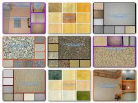 Mengenal jenis cat motif dan cat dekoratif