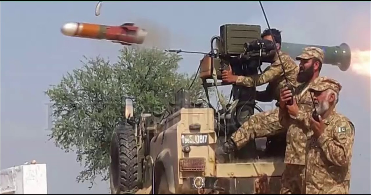Pakistan Army and Anti-Tank Guided Missiles | Perspective