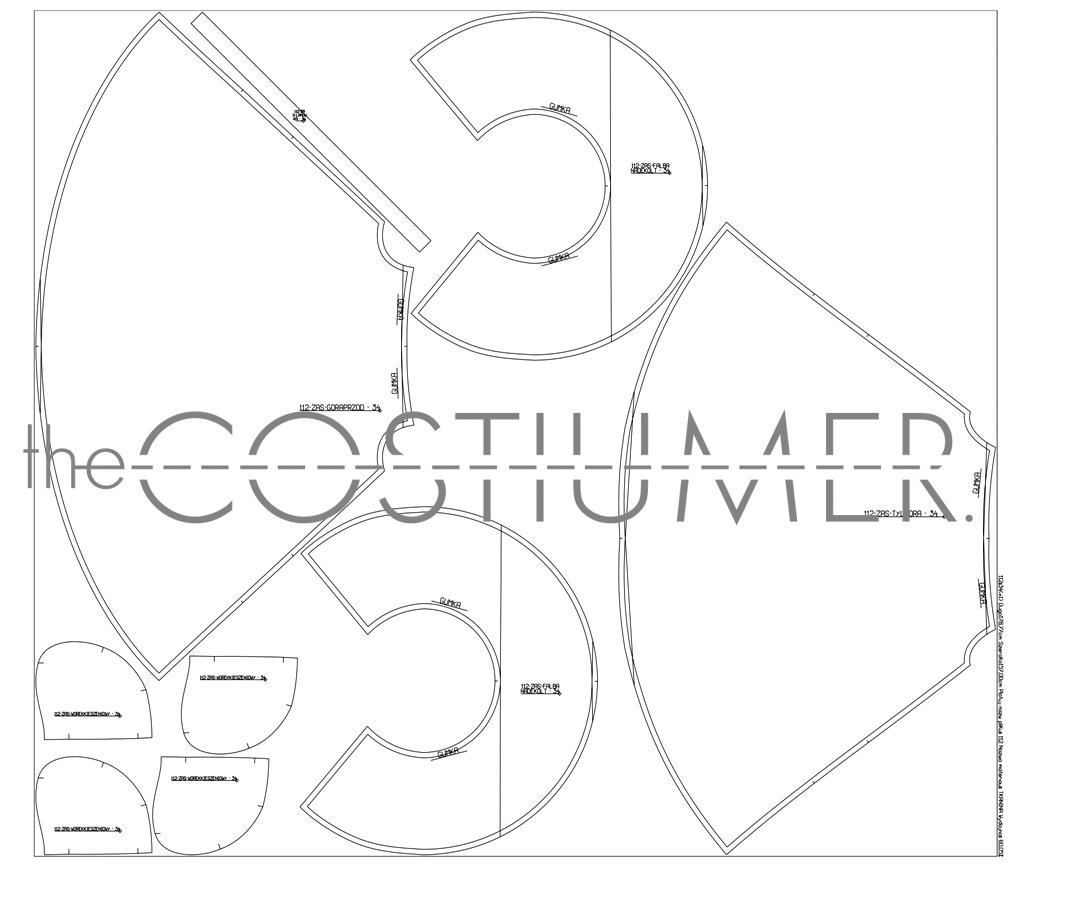 thecostiumer wykroje