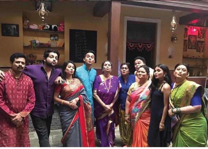 Sucheta Gokhale (Aishani Yadav) in Bhakarwadi 2019
