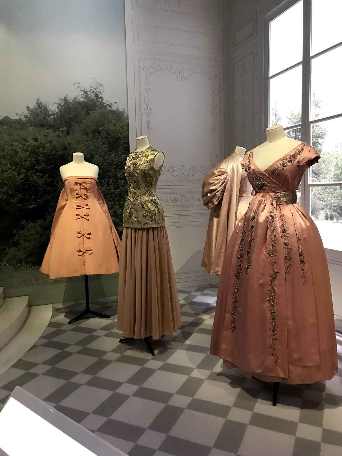 Christian Dior Exhibition at the V&A