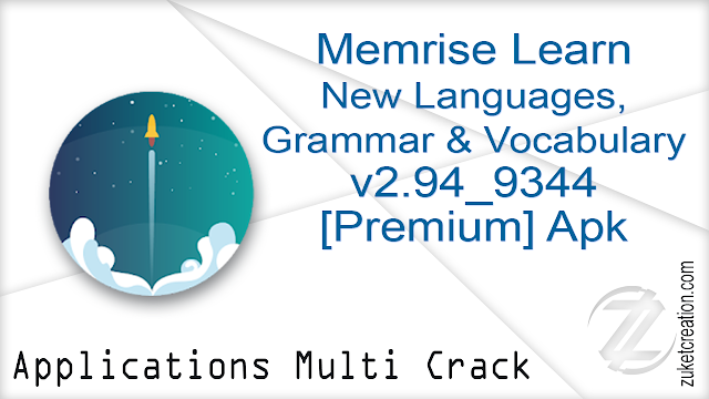 Memrise Learn New Languages, Grammar & Vocabulary v2.94_9344 [Premium] Apk