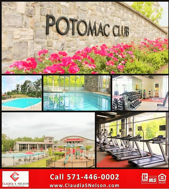 Potomac Club Community located in Woodbridge VA