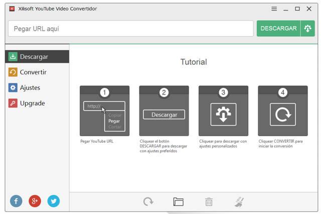Xilisoft YouTube Video Converter 5.6 Full Español (Descarga y Convierte)