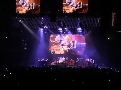 Tom Petty Concert Picture Des Moines